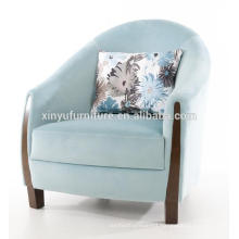 Leisure style wooden hotel chair XY2729