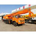 12 Ton Small Truck Crane For Sale
