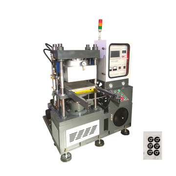 rubber heat transfer sticker pressing machine for garment
