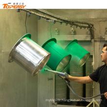 ral 9006 sparking metallic silver powder coating epoxy polyester powder paint