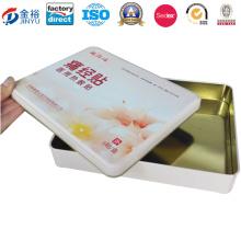 Hot Sale Metal Custom Printed Jewelry Packaging