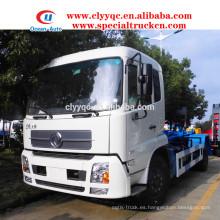 Dongfeng kingrun roll-off skip cargador de camiones para la venta