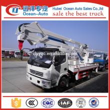 18 Meters Single Cab DFAC High-altittude Working Truck
