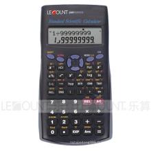 Calculatrice scientifique avec affichage à deux lignes et à 10 chiffres (LC713)