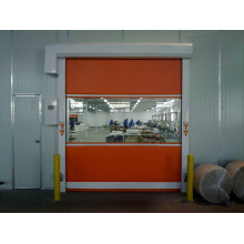 PVC Fast Remote Control Rolling up Doors