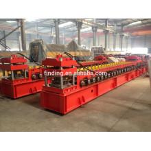 steel door frame press machine/new generation high speed steel door frame bending machine