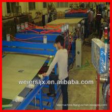 PP,PE sunlight board hollow grid board production line