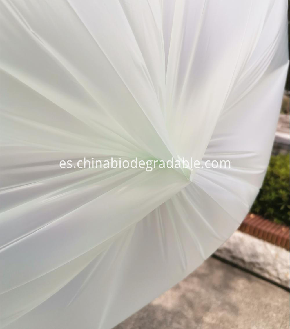 Bio Hazardous Garbage Plastic Bag