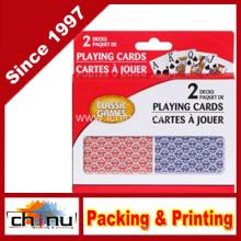 Jogos Clássicos 2 Baralhos de Cartas de Jogar (430082)