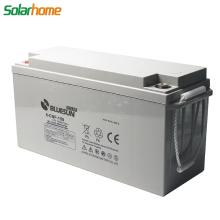 Batería barata del gel del precio de fábrica de la larga vida de Bluesun 2v 200ah para los paneles solares