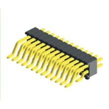 Conector SMT de dos hileras y conectores de 0.80 mm