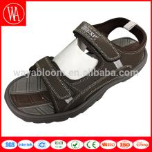 заводская цена настроить спортивные пляжные сандалии из искусственной кожи для мужчин