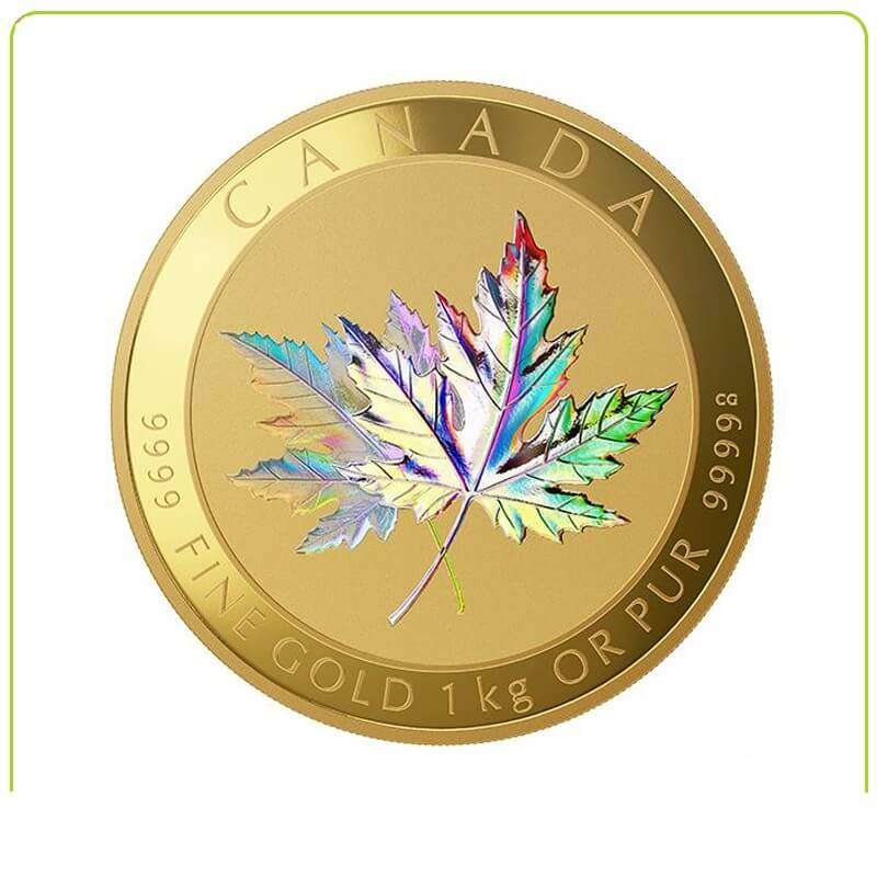 Custom Made Gold Coins