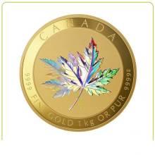 Moeda de prata feita sob encomenda da moeda de ouro para a lembrança
