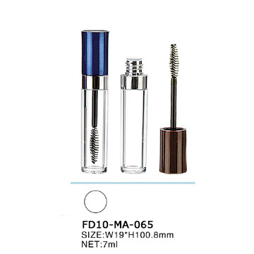 Delicate Design Empty Transparent Mascara Bottle
