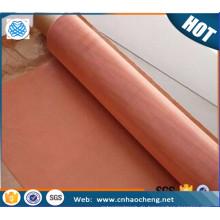 Conductive Emi magnetisches Abschirmmaterial Kupfermaschengewebe
