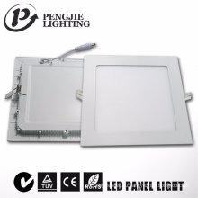 Крытый 3W вело свет панели с CE (квадрат)