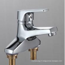 Robinet de salle de bain moderne durable de haute qualité