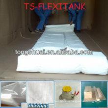 bolsa contenedor de Flexitank para transporte de líquido