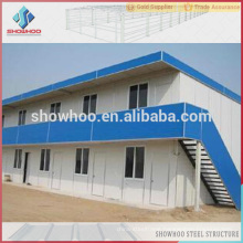 Prefab House Labor Camp For Sale-Prefab Camp Building