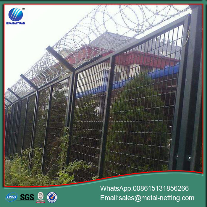 Military Wire Fencing
