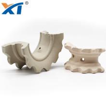 Intalox super saddles random packing ceramic materials 1inch 2inch
