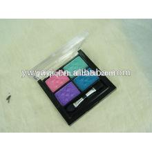 Produtos novos quentes, maquiagem dos olhos glitter eyeshadow cor 4