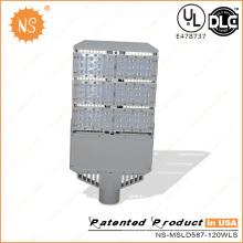 5 Year Warranty 13200lm 120W CREE LED Street Light