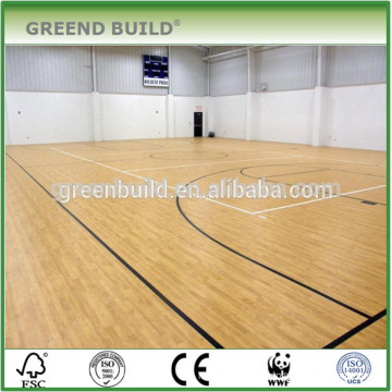 Guangzhou Price Wooden Athletic Sports Flooring