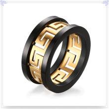 Bijoux en acier inoxydable Accessoires de mode Anneau de mode (SR260)