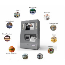 Car Parking Payment System Kiosk Ticket Vending Machine