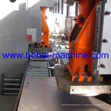 Bohai Línea de producción de tambores de acero para cubierta superior e inferior