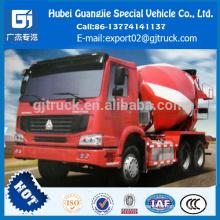 Mezclador de concreto montado camión Sinotruk HOWO 10m3