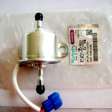 Bomba de combustible diesel eléctrica R1401-51350 para la excavadora Bobcat