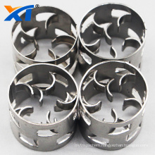 Stainless Steel Metal Random Packing Pall Ring for H2S, NH3 & SO2 Absorption & Stripping