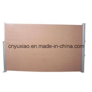 2015 heiße Verkäufe. Seitliche Markise mit Polyester-Gewebe, Größe 1.6 * 3m