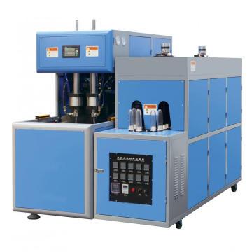 Máquina de moldeo por soplado semiautomática