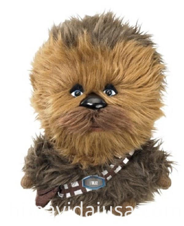 Star Wars Plush Stuffed Soft Toy Chewbacca41475589728