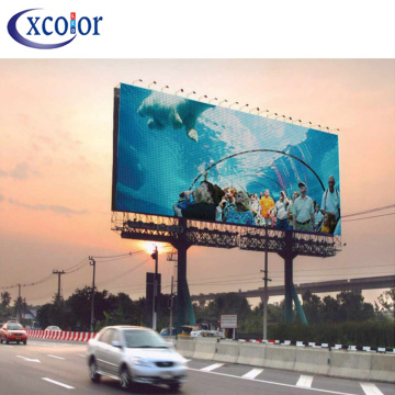 P16 Outdoor Advertising Grande video a parete