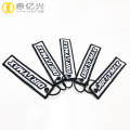 Cheap Embroidery Logo Custom Keychain Short Lanyard