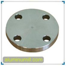 ASTM / ANSI B16.5 Alumínio 6061 T6 Flanges cegos