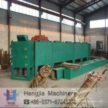 2012 venta caliente continuar transportador malla secador de la correa