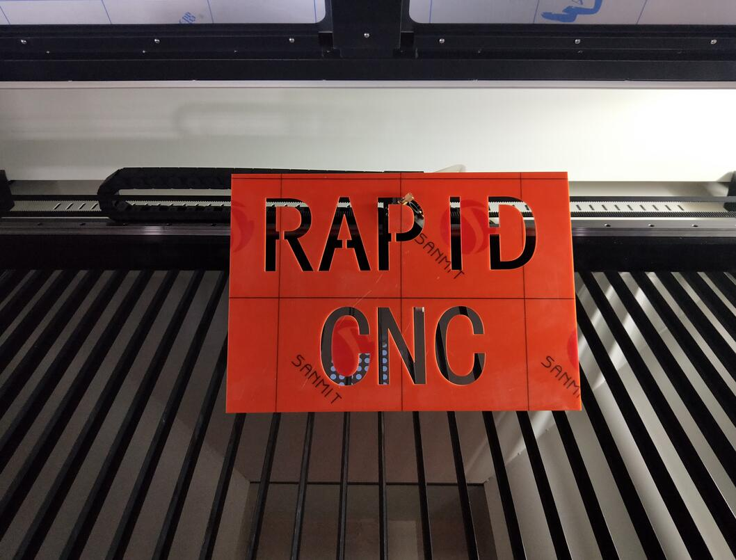 cnc laser machine for acrylic