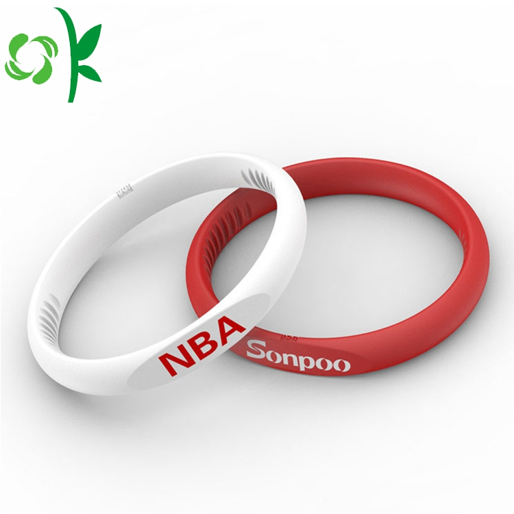 Silicone Power Wristbands