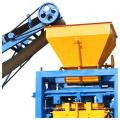 Halbautomatische Blockmaschine für Afrika