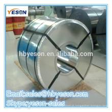 Dx51d z140 tiras de aço galvanizado a quente