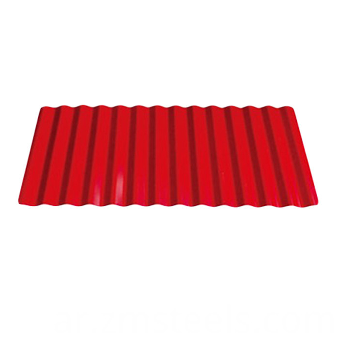 Color Coated Roofing Sheet Metal