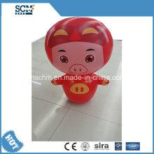 Copo inflável / máquina de balão Roly-Poly