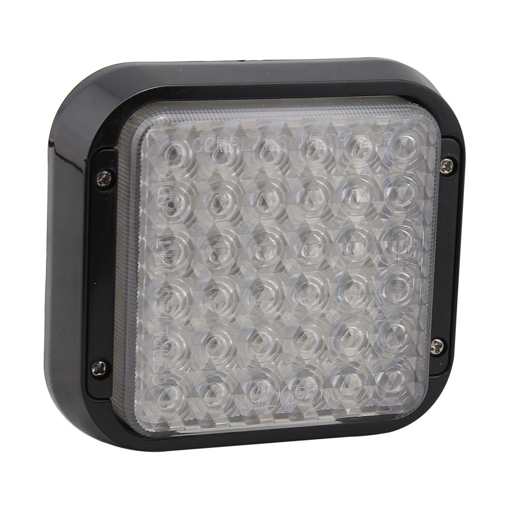 Rectangle Backup Lights