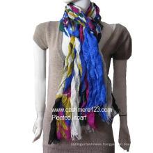 Wool Fashion Printed Shawl (IMG0577)